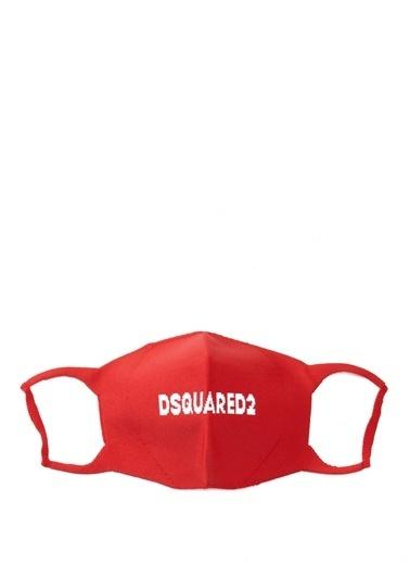 Dsquared2 Maske Kırmızı